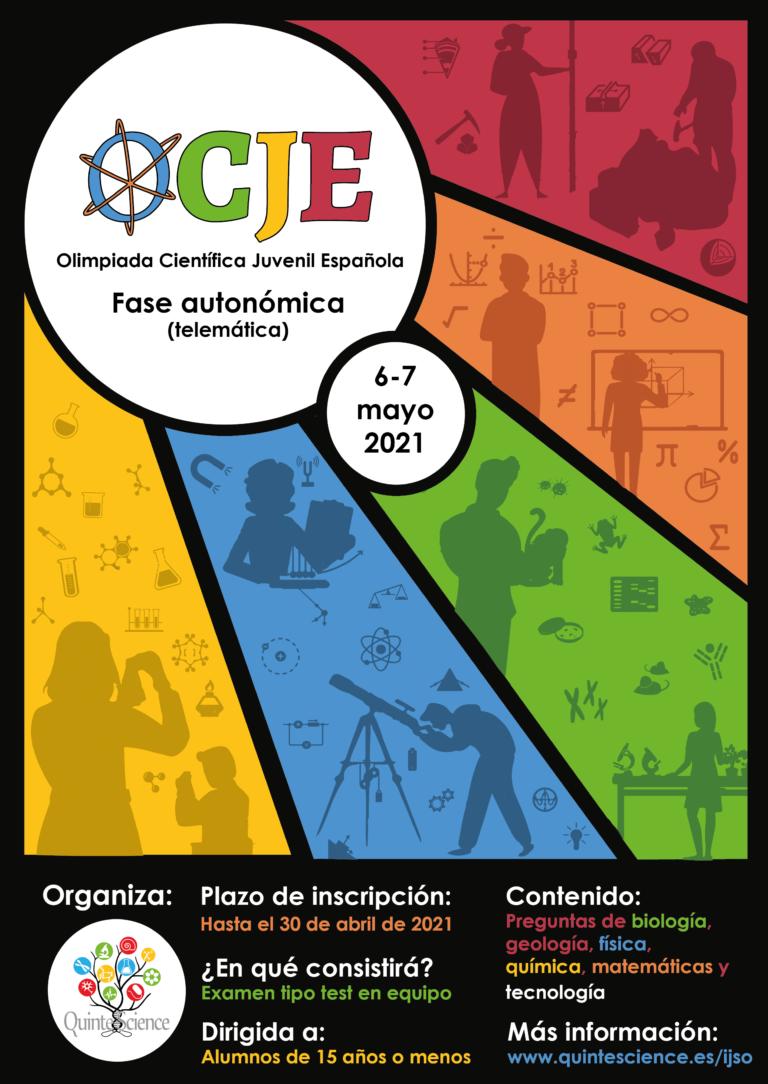 II Olimpiada Científica Juvenil Española